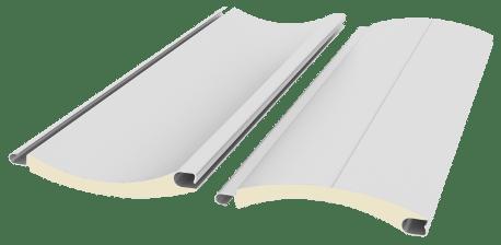 Пенно-наполненные профили из алюминия